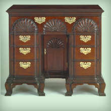 Whitehorne Kneehole Desk
