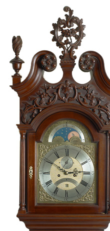 Crow Tall Clock