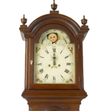 Eberhardt Tall Clock