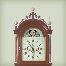 Edwards Tall Clock