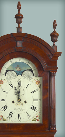 Andersen Amp Stauffer Furniture Makers Clocks