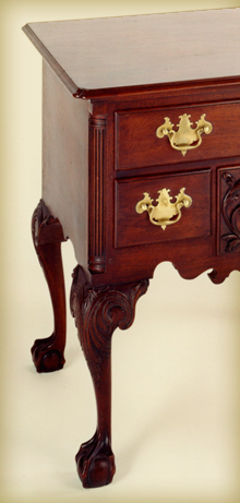 Andersen Amp Stauffer Furniture Makers Highchests