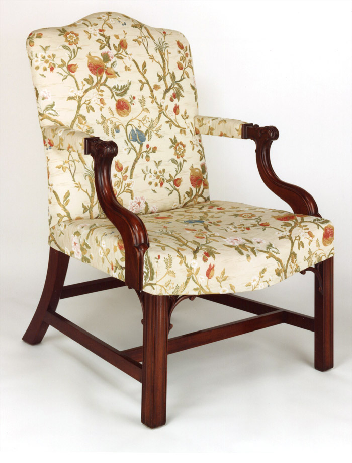 Coates Family Queen Anne Side Chair. See Seating Gallery. This ...