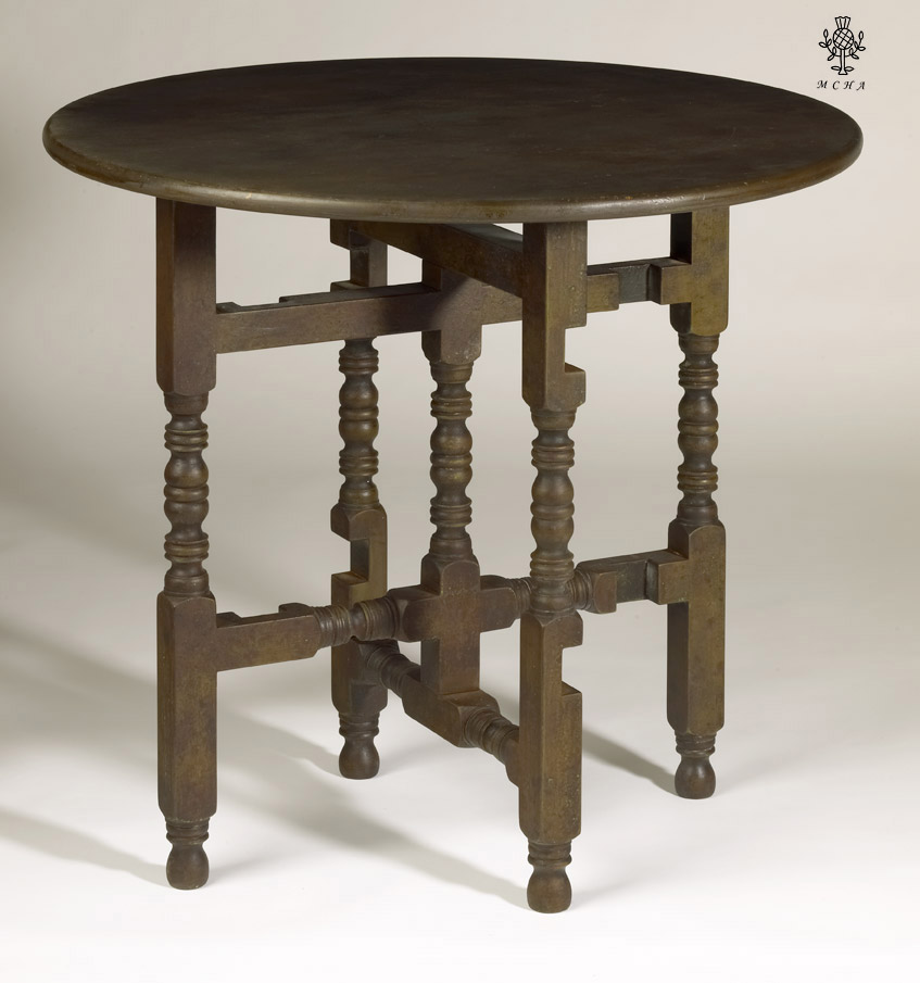 Andersen Stauffer Furniture Makers Tables New York Tuckaway Table