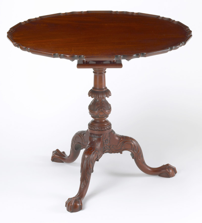 Andersen Amp Stauffer Furniture Makers Tables Tilghman