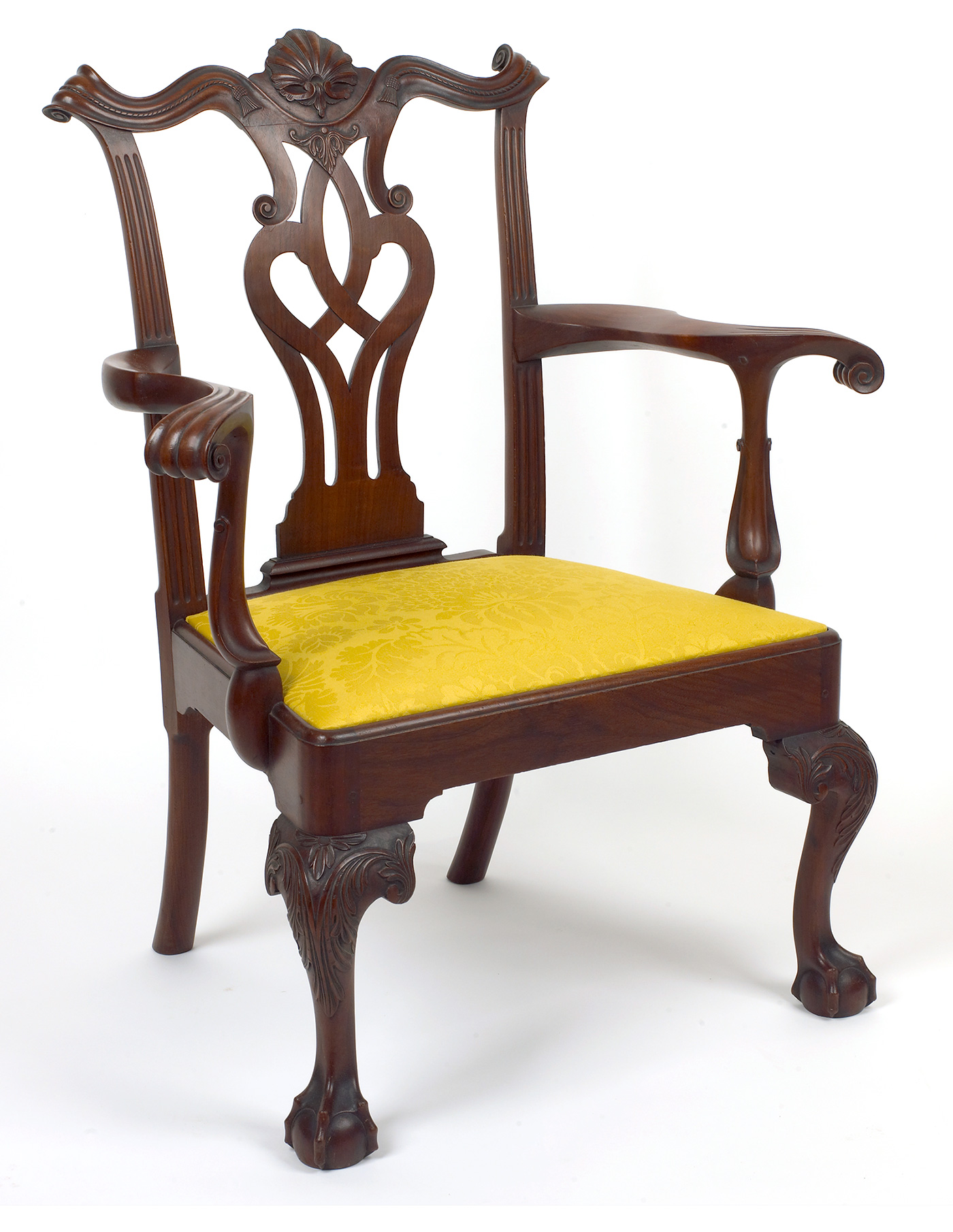 Andersen & Stauffer Furniture Makers Seating Coates Family
